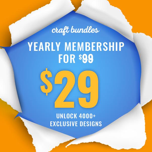 Yearly Membership | CraftBundles.com