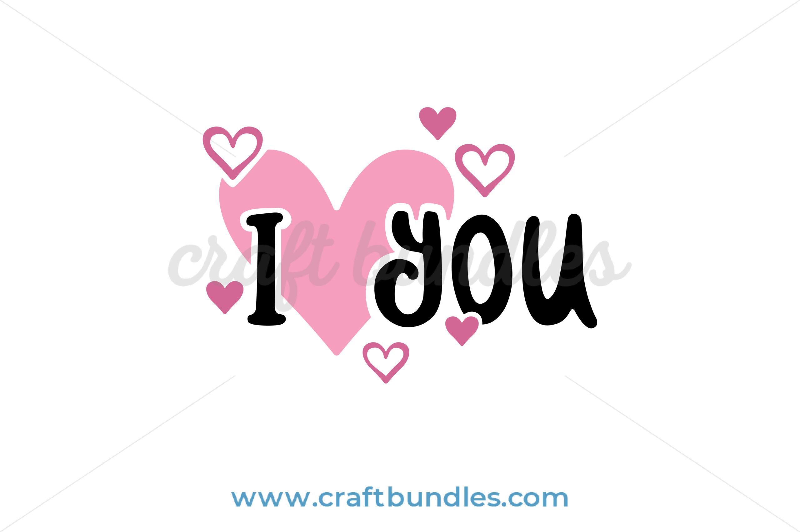 Download Love Quote SVG Cut File - CraftBundles