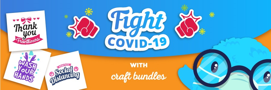 CraftBundles-Fight Covid-19