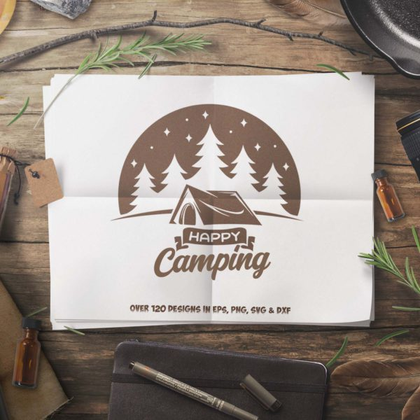 The Happy Camping Bundle